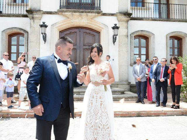 La boda de Javier y Elian  en Heredades, Alicante 1