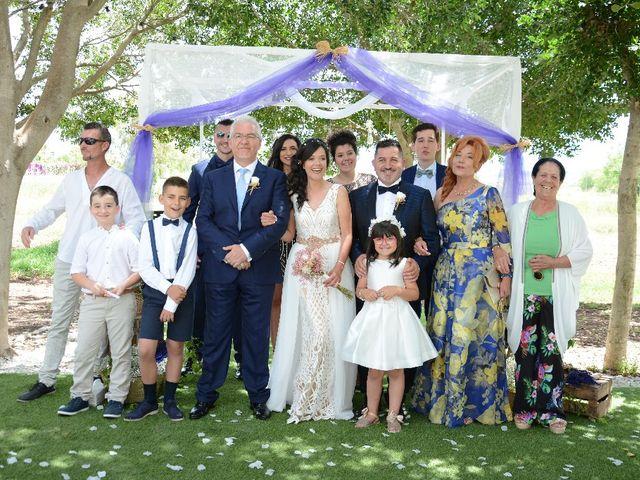 La boda de Javier y Elian  en Heredades, Alicante 4