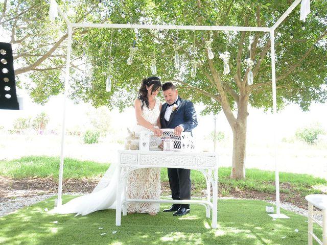 La boda de Javier y Elian  en Heredades, Alicante 6
