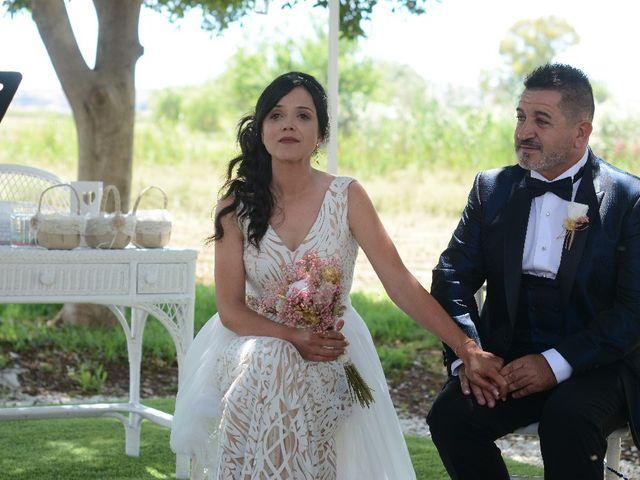 La boda de Javier y Elian  en Heredades, Alicante 9