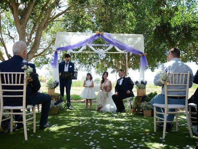 La boda de Javier y Elian  en Heredades, Alicante 10
