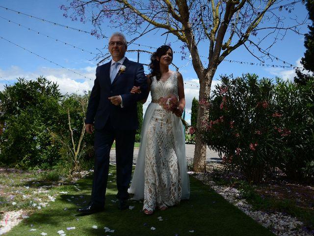 La boda de Javier y Elian  en Heredades, Alicante 11