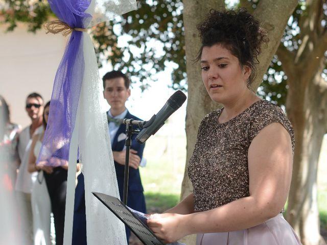 La boda de Javier y Elian  en Heredades, Alicante 13