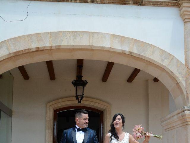 La boda de Javier y Elian  en Heredades, Alicante 15