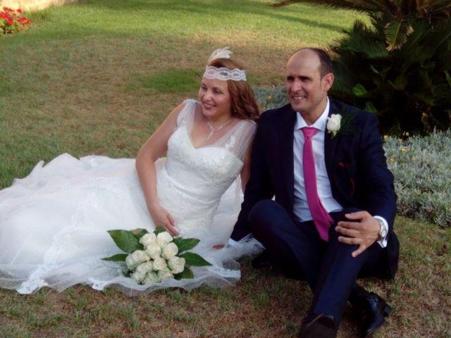 La boda de Miguel Ángel  y Maite  en Roquetas De Mar, Almería 4