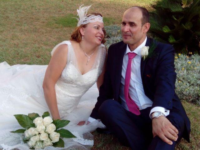 La boda de Miguel Ángel  y Maite  en Roquetas De Mar, Almería 5