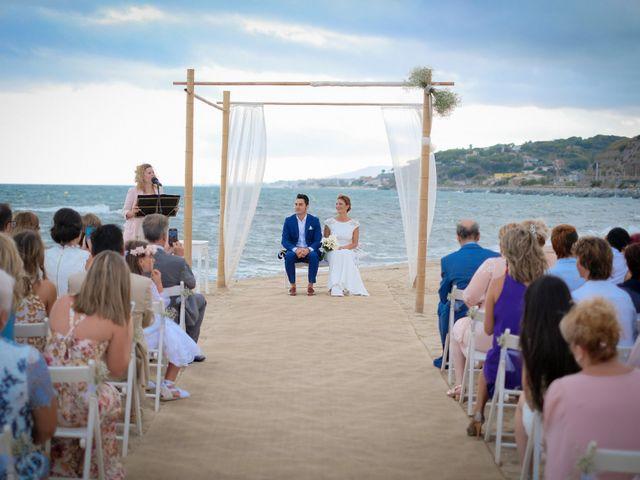 La boda de Sergio y Judit en Arenys De Mar, Barcelona 1