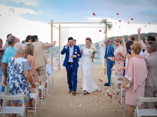 La boda de Sergio y Judit en Arenys De Mar, Barcelona 3