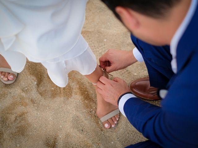 La boda de Sergio y Judit en Arenys De Mar, Barcelona 4