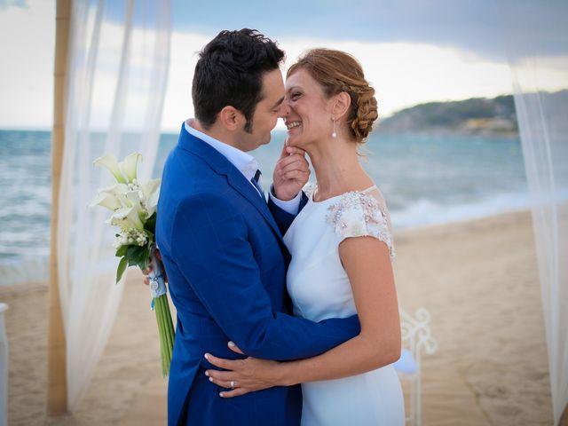 La boda de Sergio y Judit en Arenys De Mar, Barcelona 6