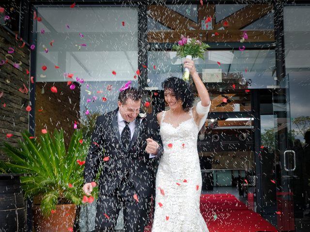 La boda de Mariluz y Sergio