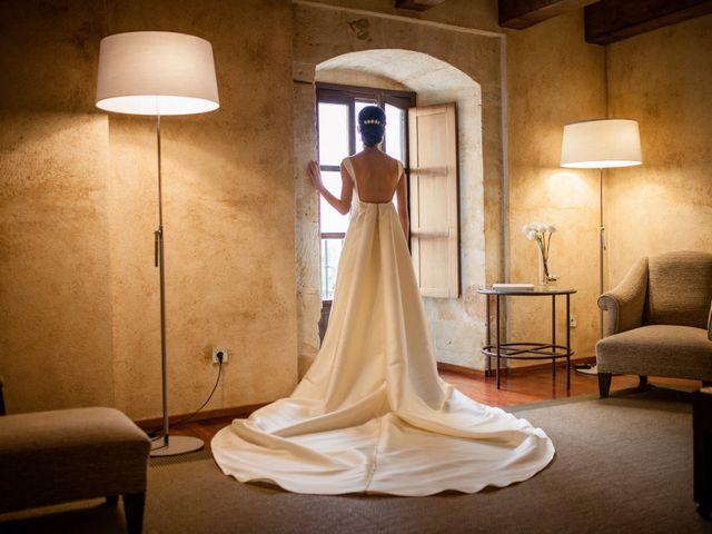 La boda de Carlos y Ana en Salamanca, Salamanca 1