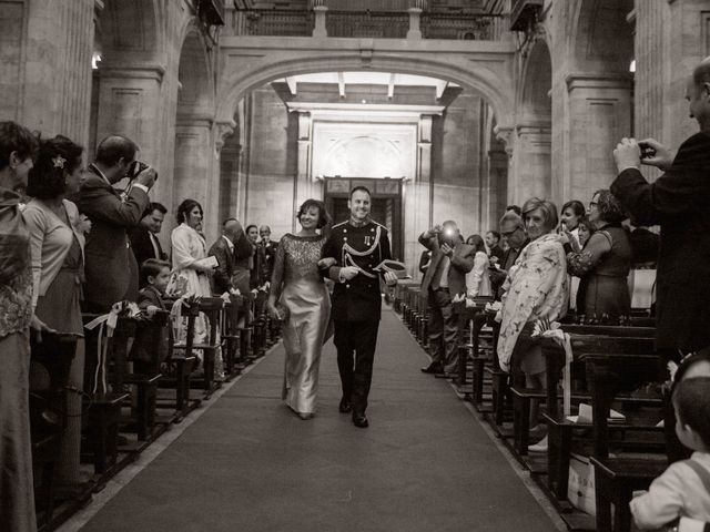 La boda de Carlos y Ana en Salamanca, Salamanca 22
