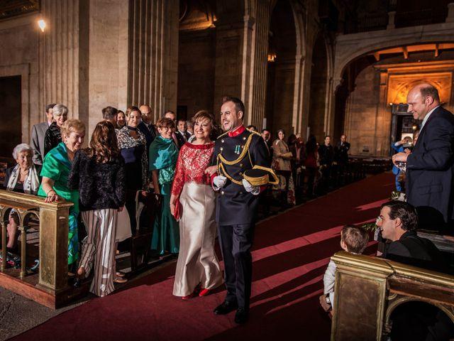 La boda de Carlos y Ana en Salamanca, Salamanca 23