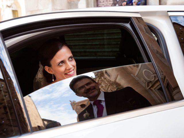 La boda de Carlos y Ana en Salamanca, Salamanca 24