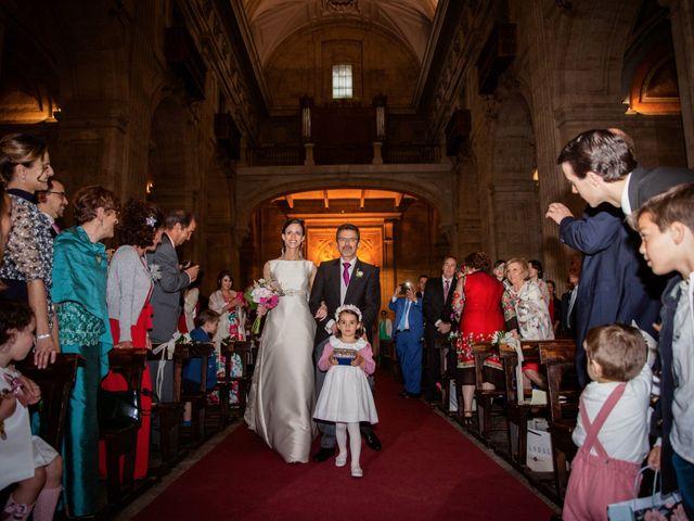 La boda de Carlos y Ana en Salamanca, Salamanca 26
