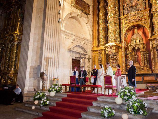 La boda de Carlos y Ana en Salamanca, Salamanca 31