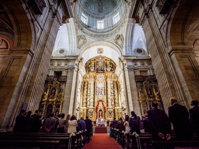 La boda de Carlos y Ana en Salamanca, Salamanca 35