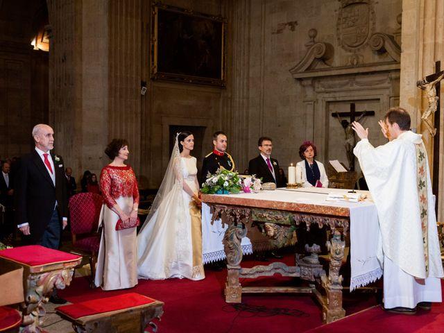 La boda de Carlos y Ana en Salamanca, Salamanca 38