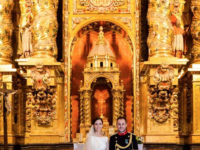 La boda de Carlos y Ana en Salamanca, Salamanca 39