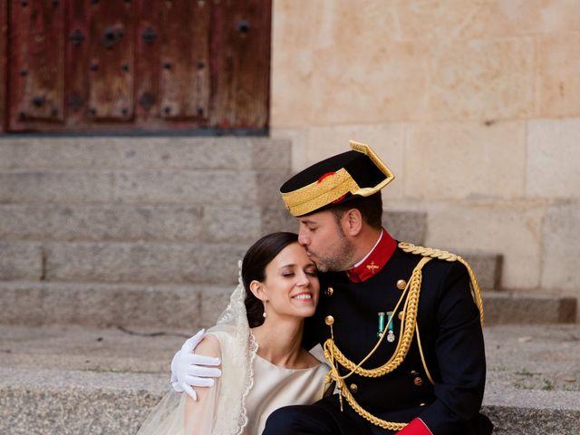 La boda de Carlos y Ana en Salamanca, Salamanca 44
