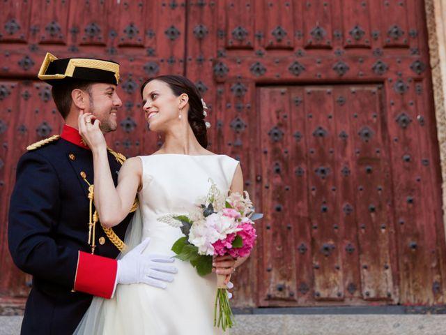 La boda de Carlos y Ana en Salamanca, Salamanca 45