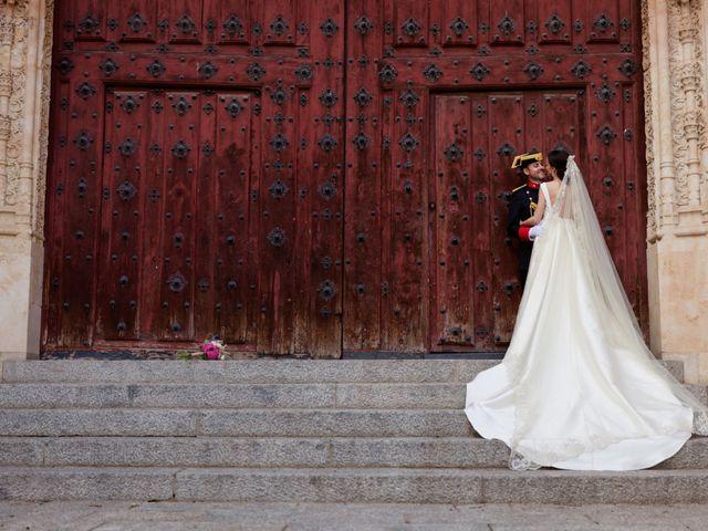 La boda de Carlos y Ana en Salamanca, Salamanca 46