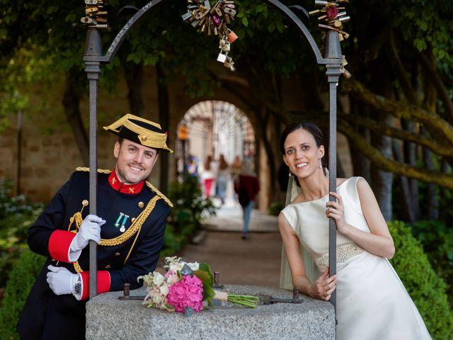 La boda de Carlos y Ana en Salamanca, Salamanca 47
