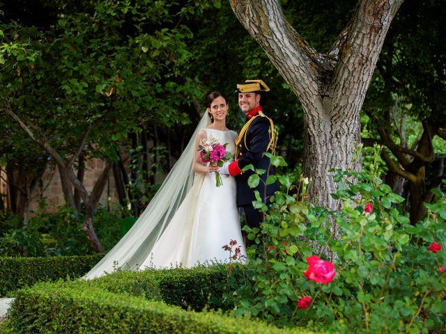 La boda de Carlos y Ana en Salamanca, Salamanca 48