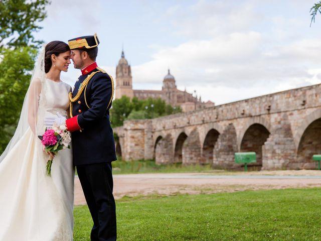 La boda de Carlos y Ana en Salamanca, Salamanca 52