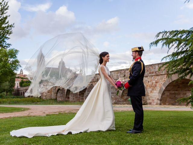 La boda de Carlos y Ana en Salamanca, Salamanca 53