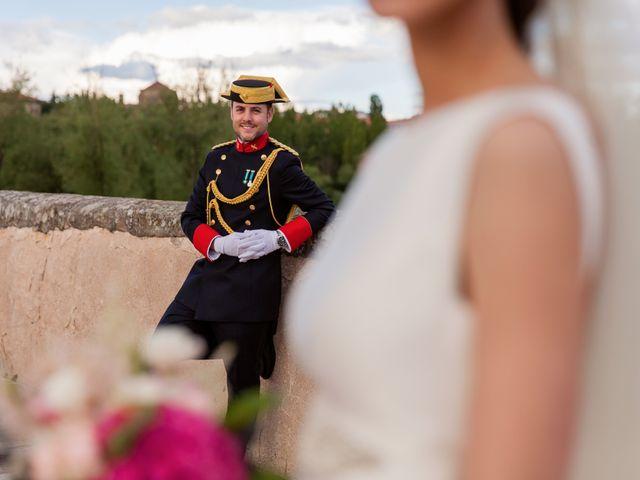 La boda de Carlos y Ana en Salamanca, Salamanca 55