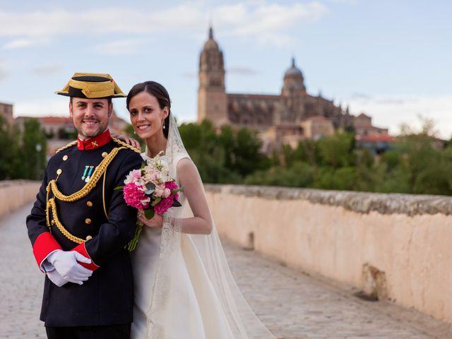 La boda de Carlos y Ana en Salamanca, Salamanca 56