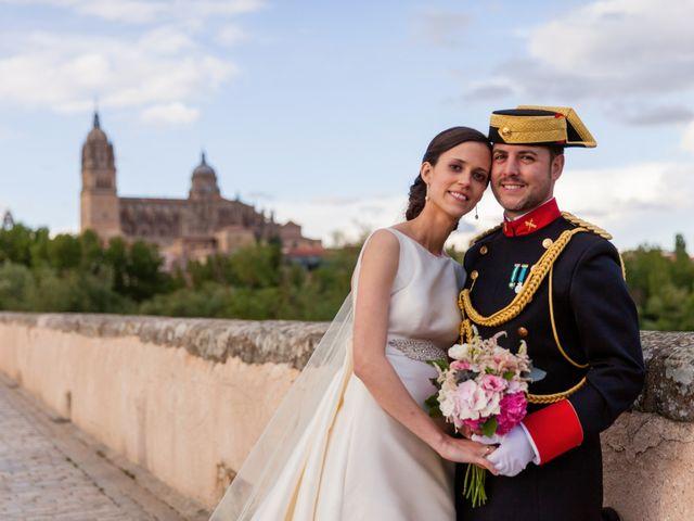 La boda de Carlos y Ana en Salamanca, Salamanca 57