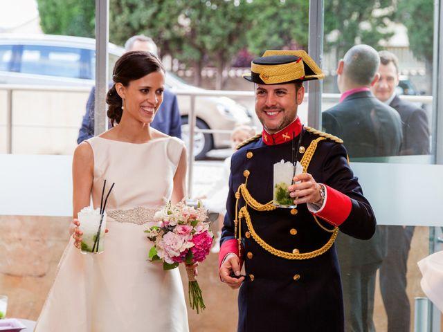 La boda de Carlos y Ana en Salamanca, Salamanca 58