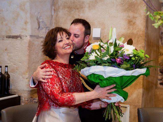 La boda de Carlos y Ana en Salamanca, Salamanca 64