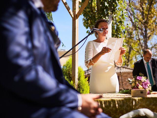 La boda de Víctor y Andrea en Alcala De Ebro, Zaragoza 3