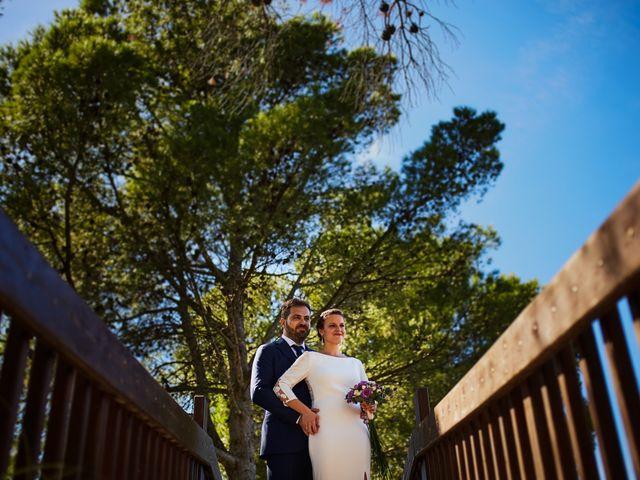 La boda de Víctor y Andrea en Alcala De Ebro, Zaragoza 15