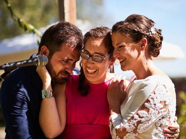 La boda de Víctor y Andrea en Alcala De Ebro, Zaragoza 21