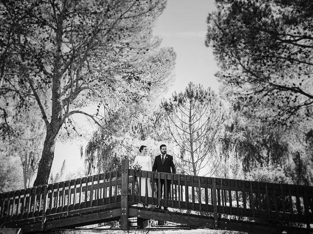 La boda de Víctor y Andrea en Alcala De Ebro, Zaragoza 27