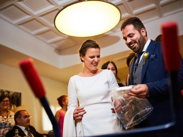 La boda de Víctor y Andrea en Alcala De Ebro, Zaragoza 29