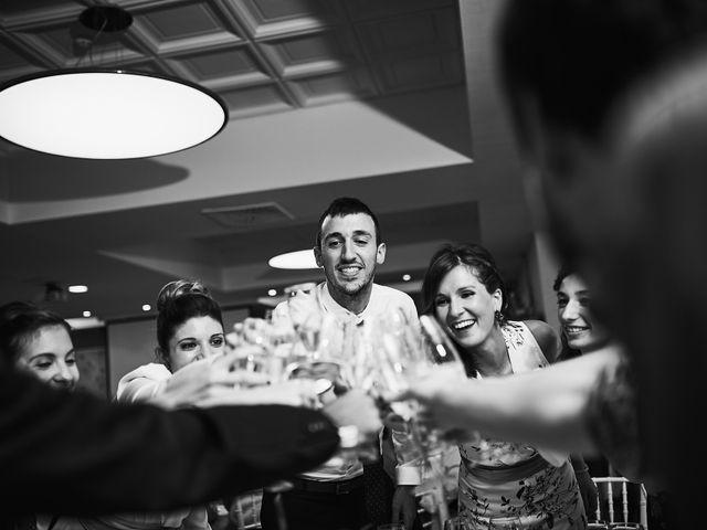 La boda de Víctor y Andrea en Alcala De Ebro, Zaragoza 31