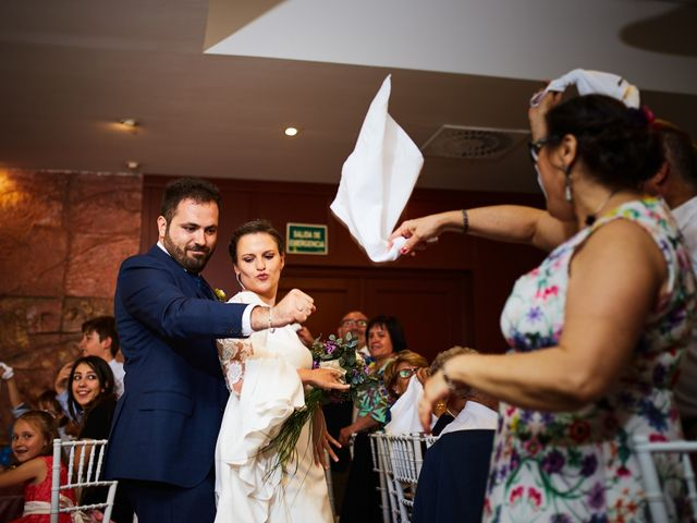 La boda de Víctor y Andrea en Alcala De Ebro, Zaragoza 34