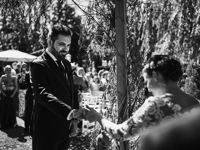 La boda de Víctor y Andrea en Alcala De Ebro, Zaragoza 58
