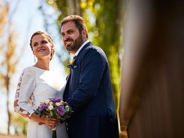 La boda de Víctor y Andrea en Alcala De Ebro, Zaragoza 61