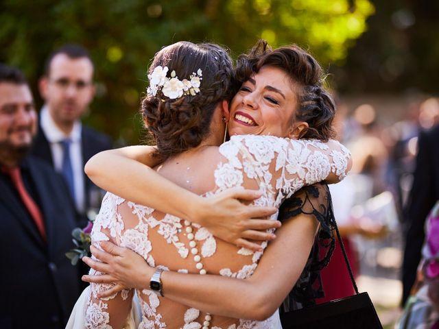 La boda de Víctor y Andrea en Alcala De Ebro, Zaragoza 67