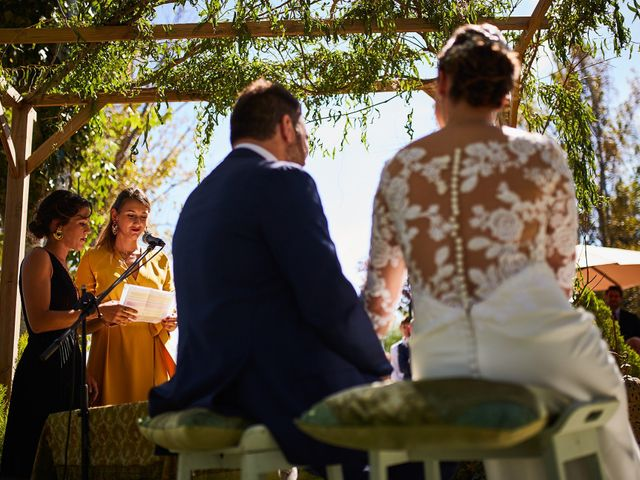 La boda de Víctor y Andrea en Alcala De Ebro, Zaragoza 69