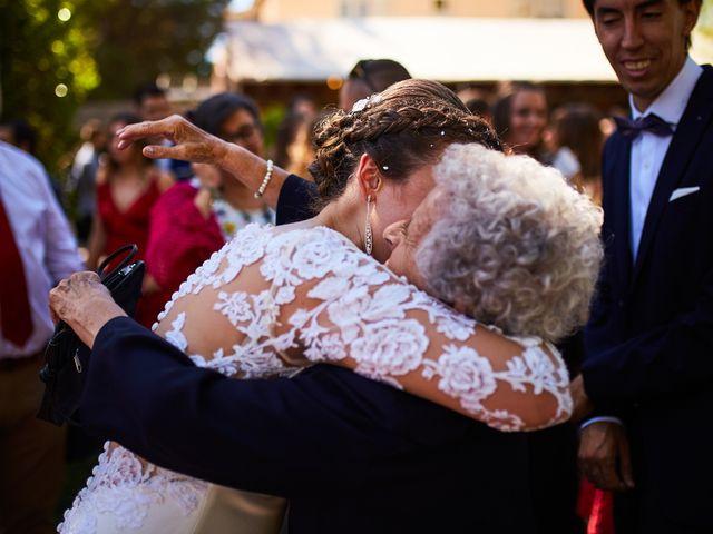 La boda de Víctor y Andrea en Alcala De Ebro, Zaragoza 79