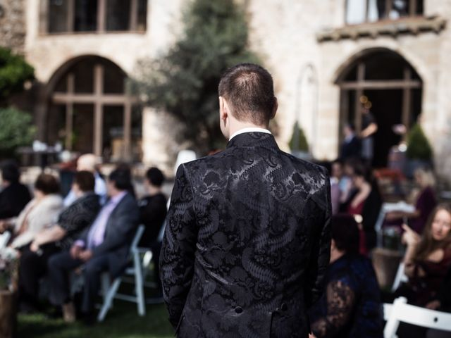 La boda de Guille y Marta en Sant Marti De Tous, Barcelona 43
