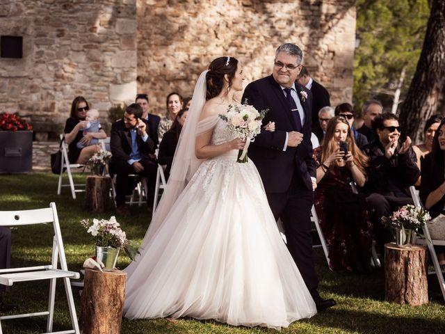 La boda de Guille y Marta en Sant Marti De Tous, Barcelona 44